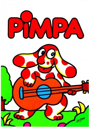 pimpa, lingua sarda, youtube, bambini