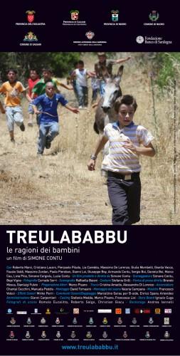 treulababbu, simone contu, film, lingua sarda, limba sarda
