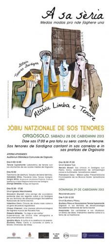 orgosolo, tenores, sardegna, Sòtziu Tenores Sardigna, Bustianu Pilosu, ignazio Macchiarella, 28 settembre 2013