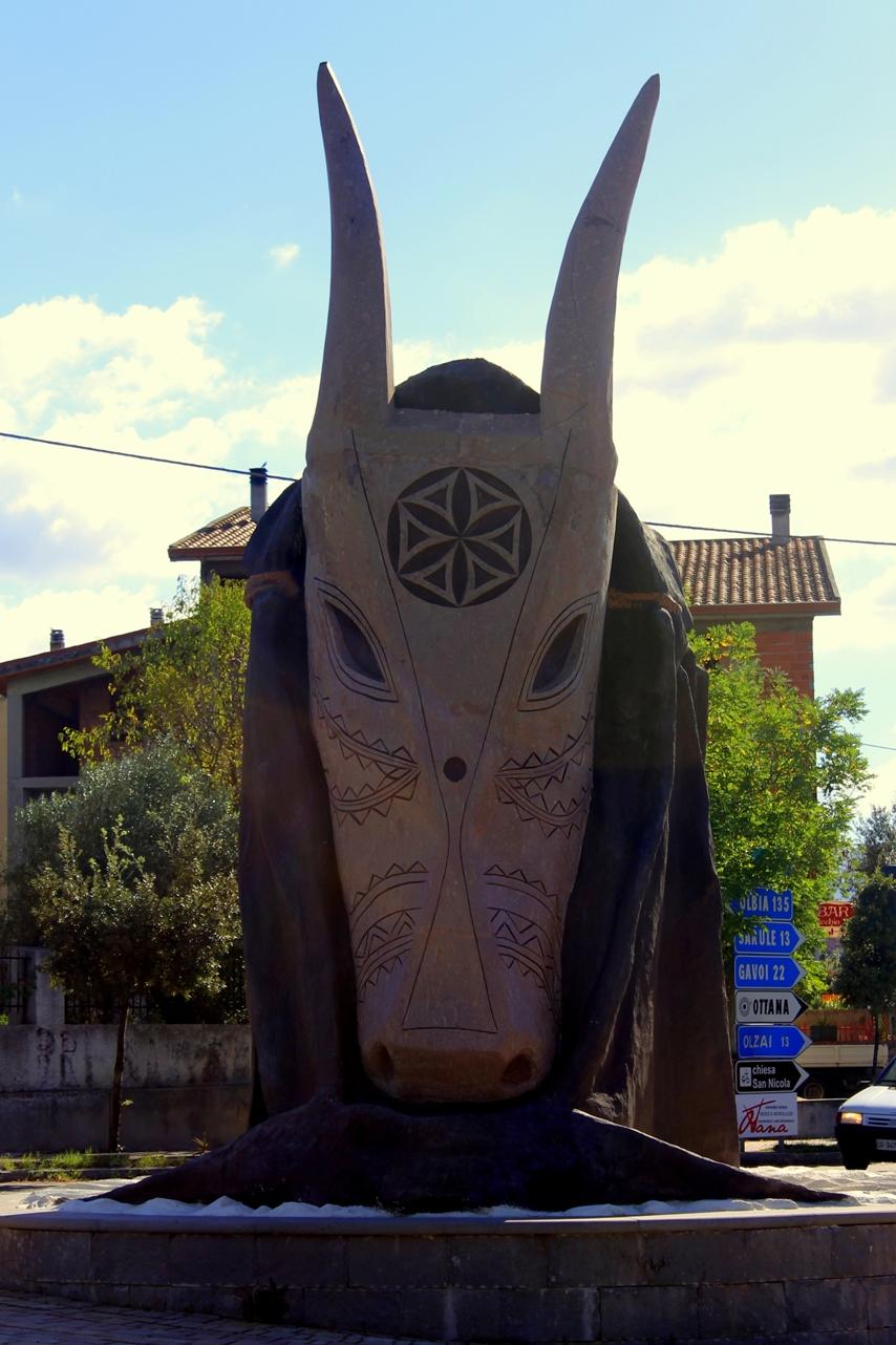 Otzana -Monumentu Merdule - Angelo Canu